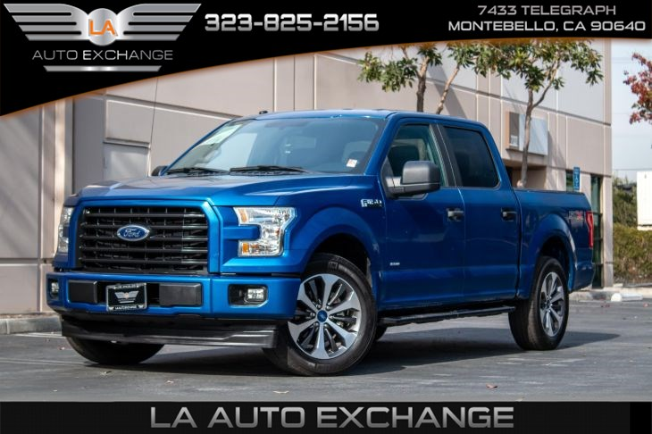 2017 Ford F-150 XL (STX Appearance Package & Bluetooth)
