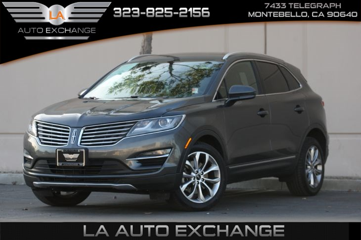 2018 Lincoln MKC Select (SELECT PLUS PKG & Navigation)