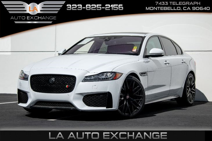 2016 Jaguar XF S (Comfort & Convenience Package)