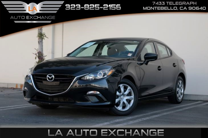 2016 Mazda Mazda3 i Sport (Cruise Control & Back Up Camera)