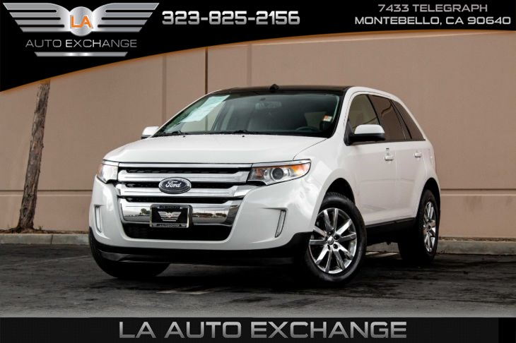 2012 Ford Edge SEL (Bluetooth & Back-Up Camera)