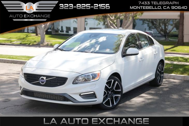 2017 Volvo S60 Dynamic (Vision Package & Heated Seats)