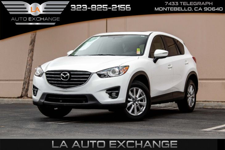 2016 Mazda CX-5 Touring (Bluetooth & Back-Up Camera)
