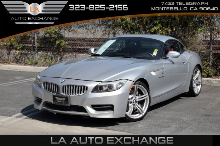 2011 BMW Z4 sDrive35is (Premium Package & Navigation System)