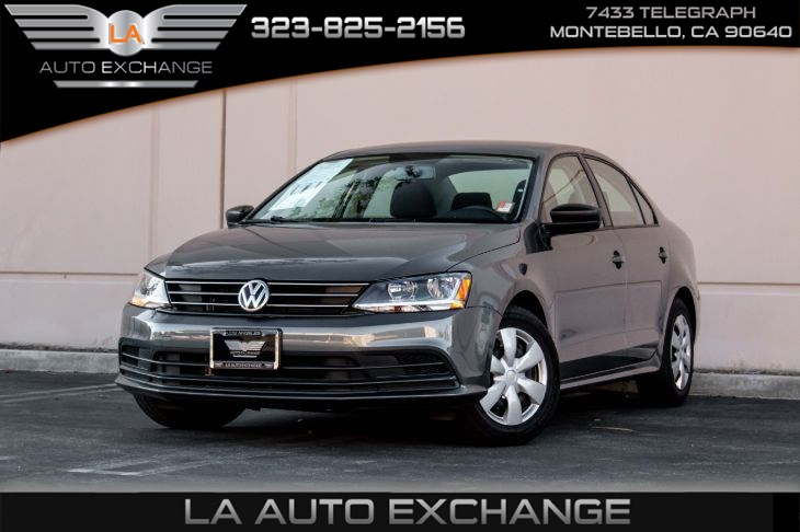 2016 Volkswagen Jetta Sedan 1.4T S w/Technology (A/C & Back-Up Camera)