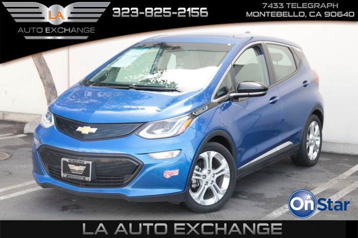 2017 Chevrolet Bolt EV LT (Comfort Package & Convenience Package)
