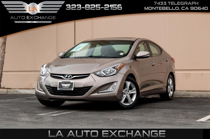 2016 Hyundai Elantra Value Edition (Back-Up Camera & A/C)