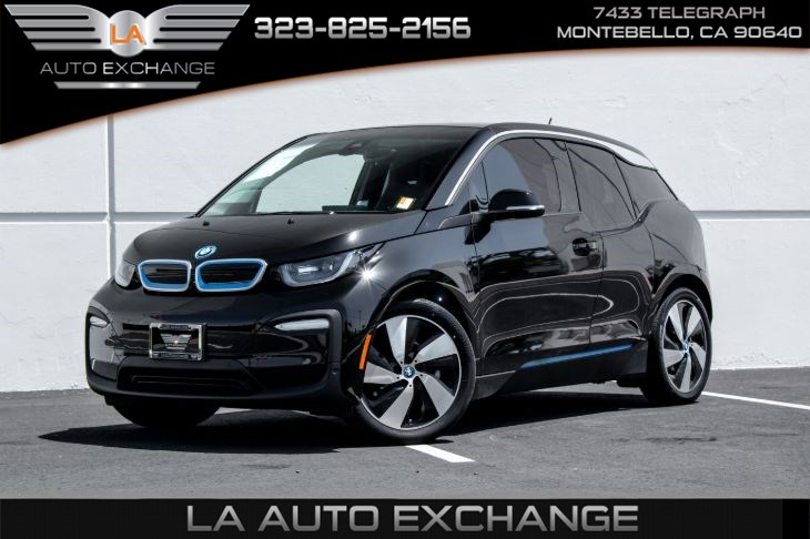 2018 BMW i3 (Back-Up Camera & Bluetooth)