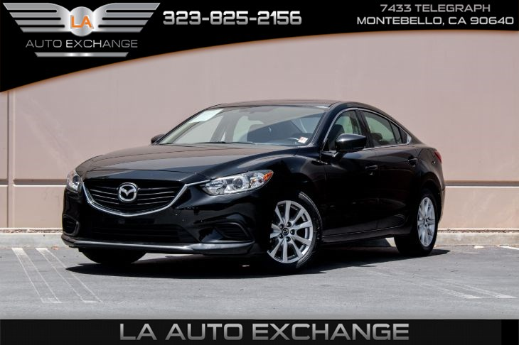 2017 Mazda Mazda6 Sport (Back-Up Camera & Bluetooth)