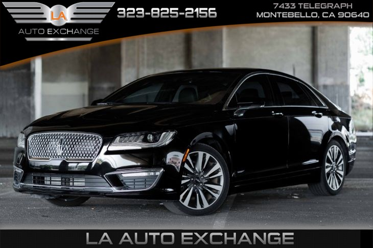 2017 Lincoln MKZ Reserve (Navigation & Back-Up Camera)
