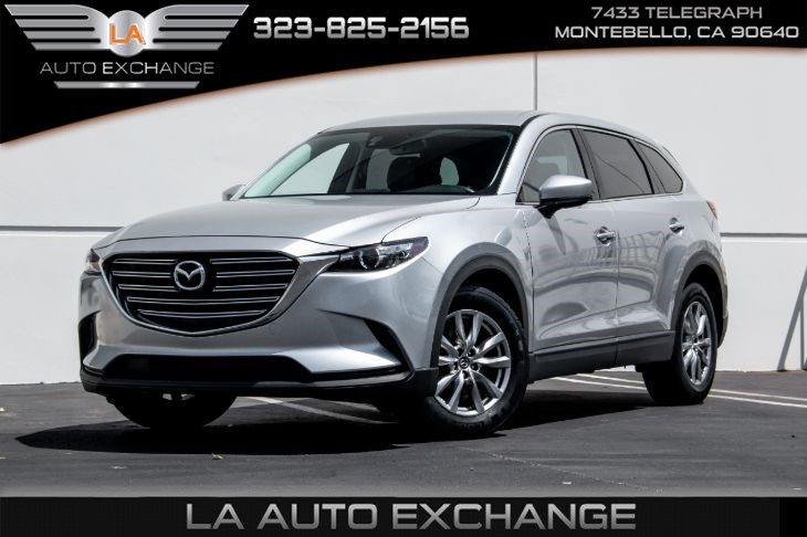 2017 Mazda CX-9 Touring (Heated Front Seats & Back-Up Camera)
