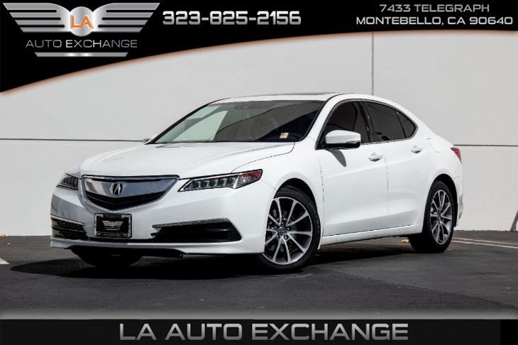 2017 Acura TLX V6 (Technology Pkg & Heated Front Seats)