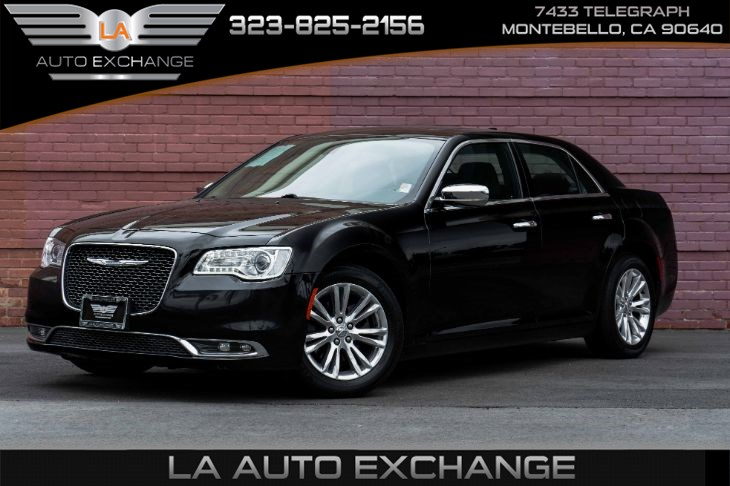2017 Chrysler 300 300C (Back-Up Camera & Navigation)