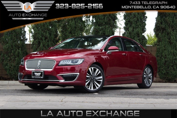 2017 Lincoln MKZ Reserve (Panoramic Roof & Technology Package)