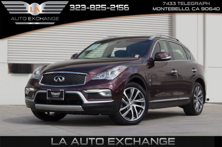 2017 INFINITI QX50 AWD (Technology Package & Deluxe Turing Package)