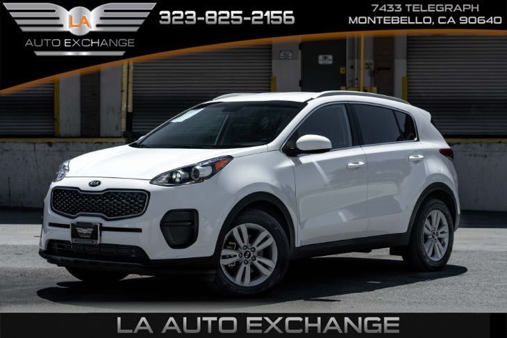 2017 Kia Sportage LX (Back-Up Camera & Bluetooth)