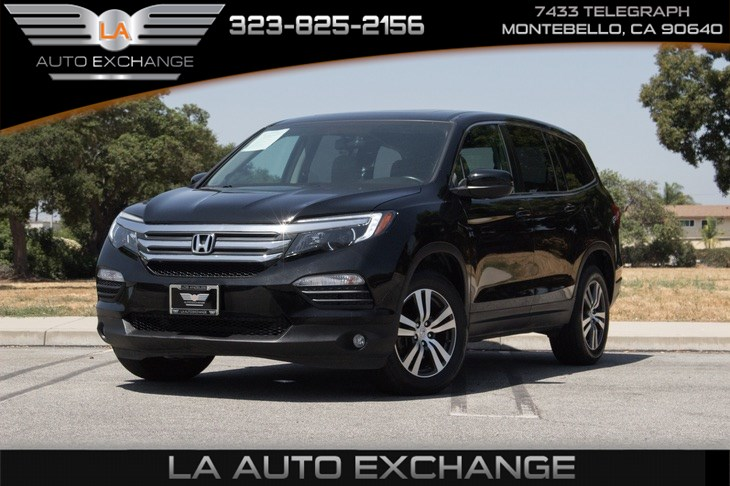 2017 Honda Pilot EX-L (Bluetooth & Back-Up Camera)