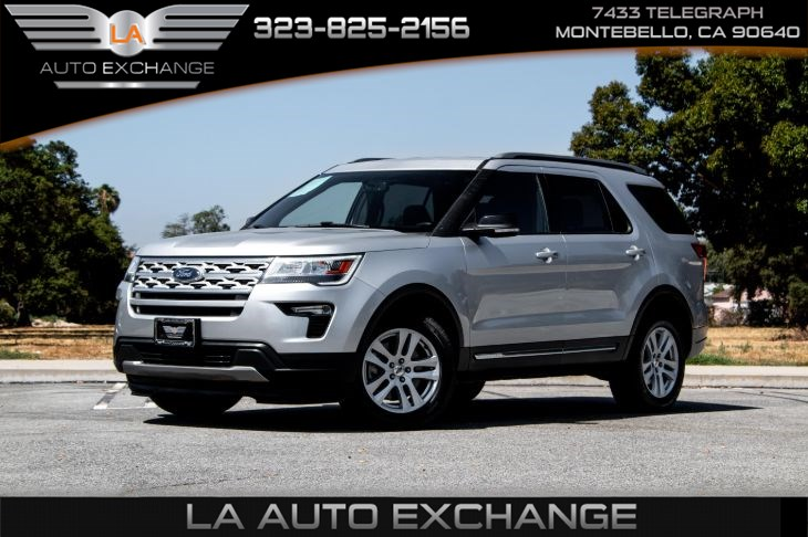 2018 Ford Explorer XLT (SYNC & 3rd Row Seat)