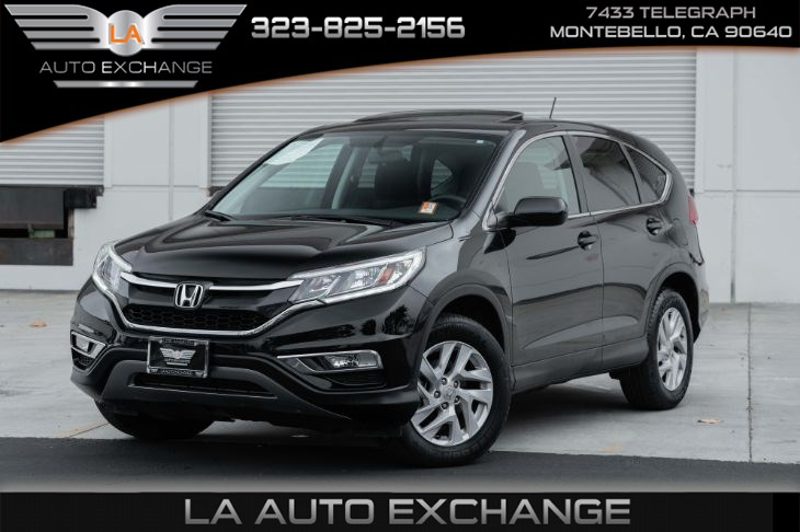 2016 Honda CR-V EX (Back-Up Camera & Bluetooth)