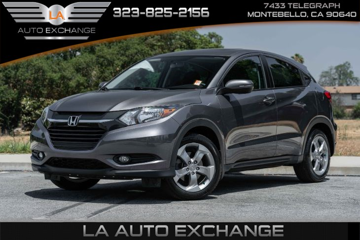 2017 Honda HR-V EX (Bluetooth & Back-Up Camera)