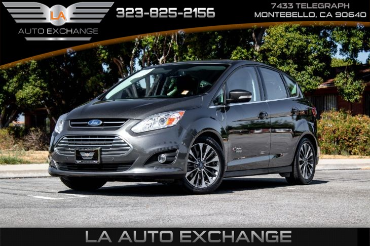 2017 Ford C-Max Energi Titanium (Back-Up Camera & Navigation)