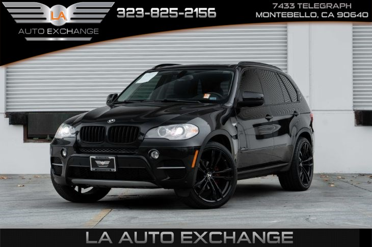 Used 2013 Bmw X5 Xdrive35i In Montebello