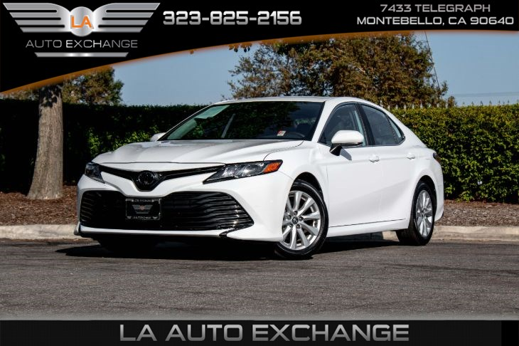 2019 Toyota Camry LE (Bluetooth & Back-Up Camera)