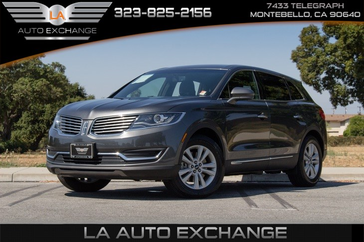 2017 Lincoln MKX Premiere (Back-Up Camera & Bluetooth)