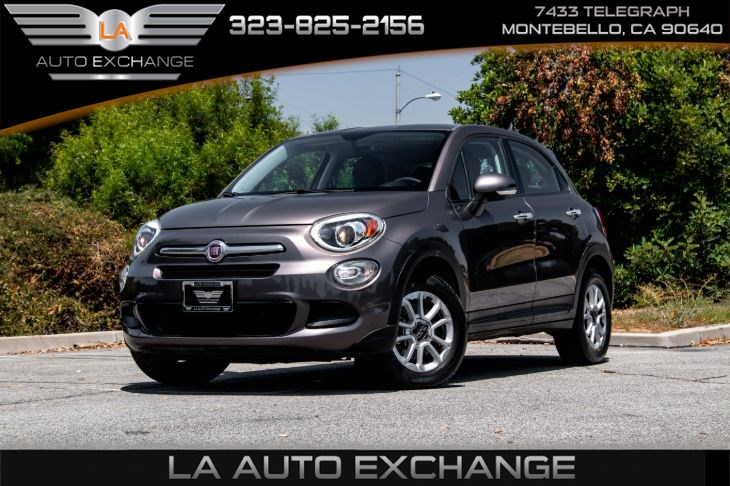 2017 FIAT 500X Pop (Back-Up Camera & Bluetooth)
