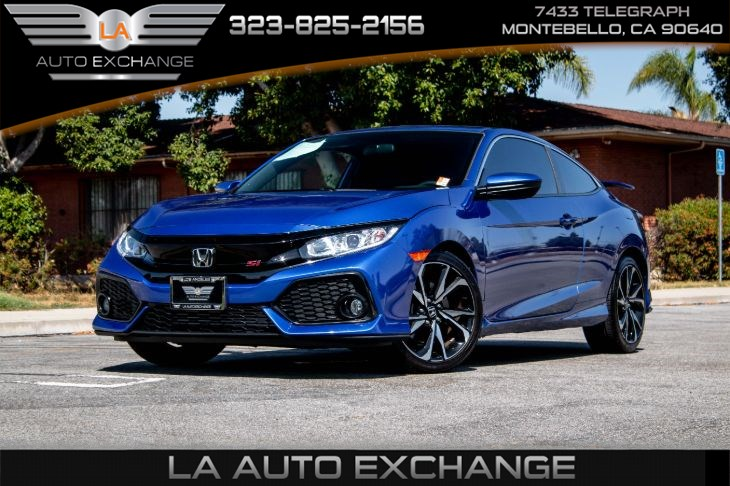 2018 Honda Civic Si Coupe (Bluetooth & Heated Front Seats)