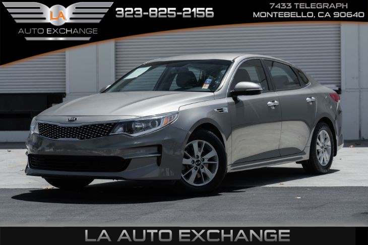 2016 Kia Optima LX (Bluetooth & Back-Up Camera)