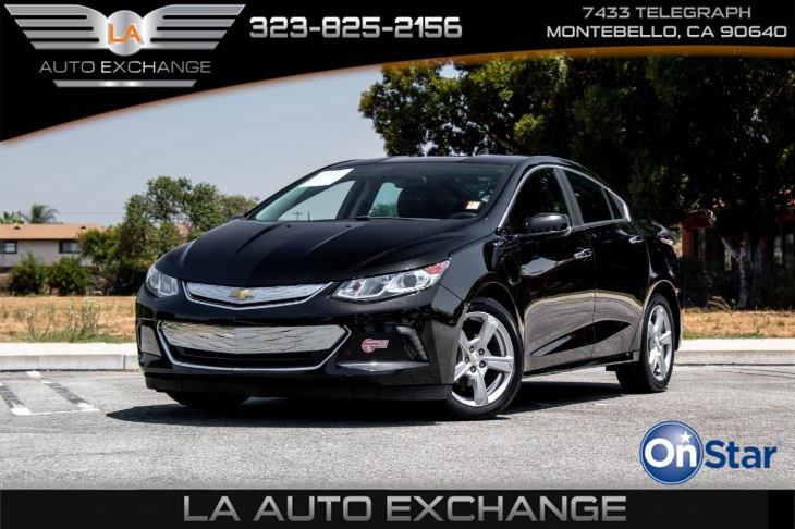2017 Chevrolet Volt LT (Comfort Package & Leather seats)