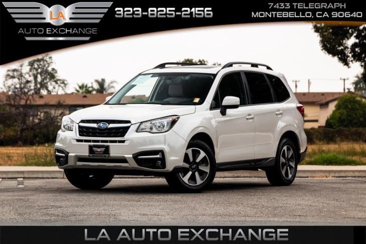 2018 Subaru Forester Premium (All Weather Package & Eyesight)