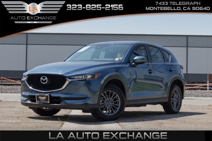 2019 Mazda CX-5 Sport (Push Start & Backup Camera)