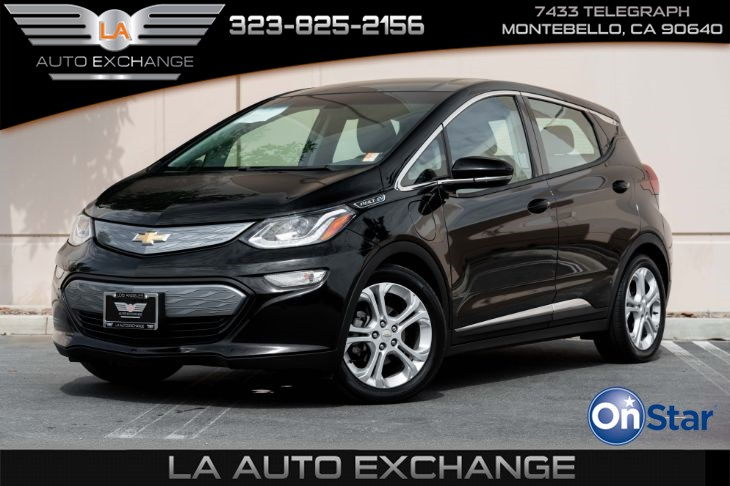 2017 Chevrolet Bolt EV LT (Back-Up Camera & Bluetooth)