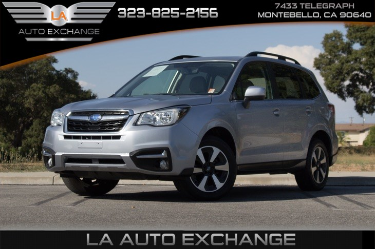 2017 Subaru Forester Limited (Navigation System & XMODE  )