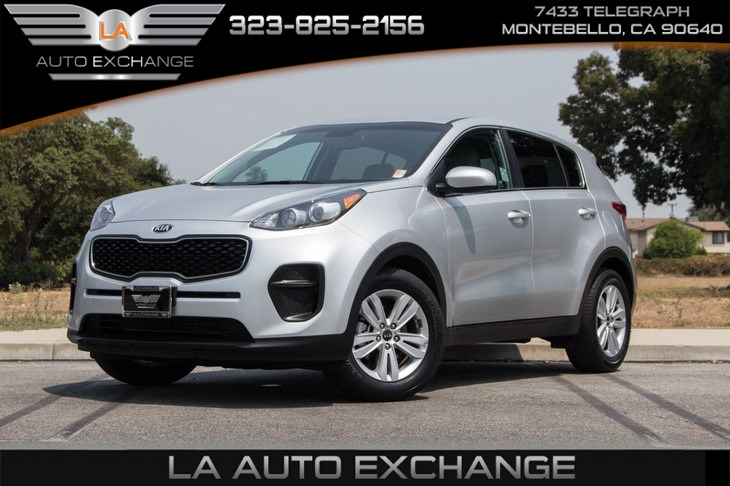 2017 Kia Sportage LX (Backup Camera & Push Start)