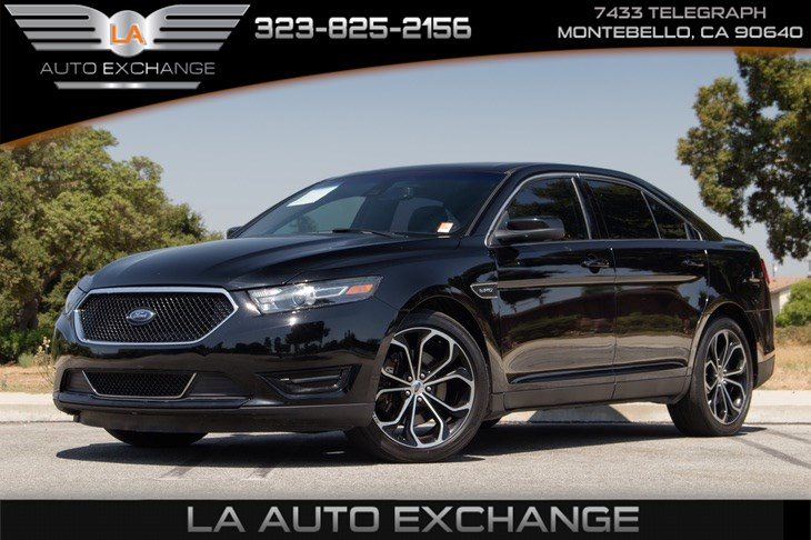 Used 2018 Ford Taurus Sho Ecoboost Awd Rear Window Shade In Montebello