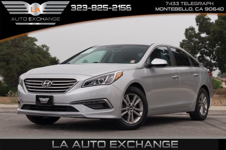 2015 Hyundai Sonata 2.4L SE (ECO Mode & Traction Control)
