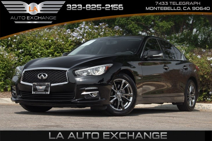 2017 INFINITI Q50 3.0t Signature Edition (Push Start & Navigation)