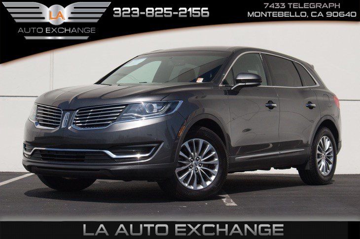 2017 Lincoln MKX Select (Backup Camera & Select Plus Package)