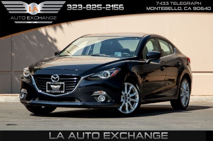 2014 Mazda Mazda3 s Grand Touring (Heated Front Seats & MP3)