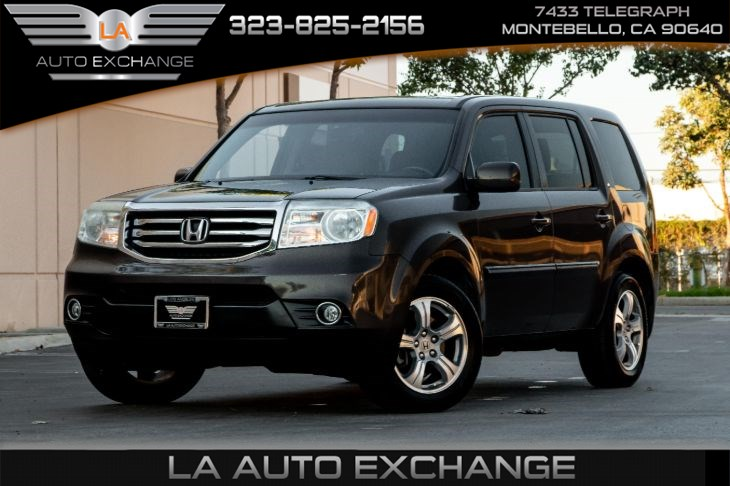 2012 Honda Pilot EX-L (Back-Up Camera & Heated Front Seats)