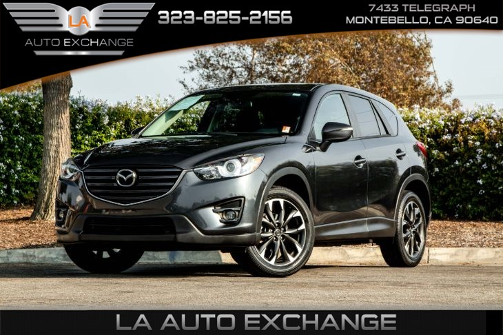 2016 Mazda CX-5 Grand Touring (Back-Up Camera & Bluetooth)