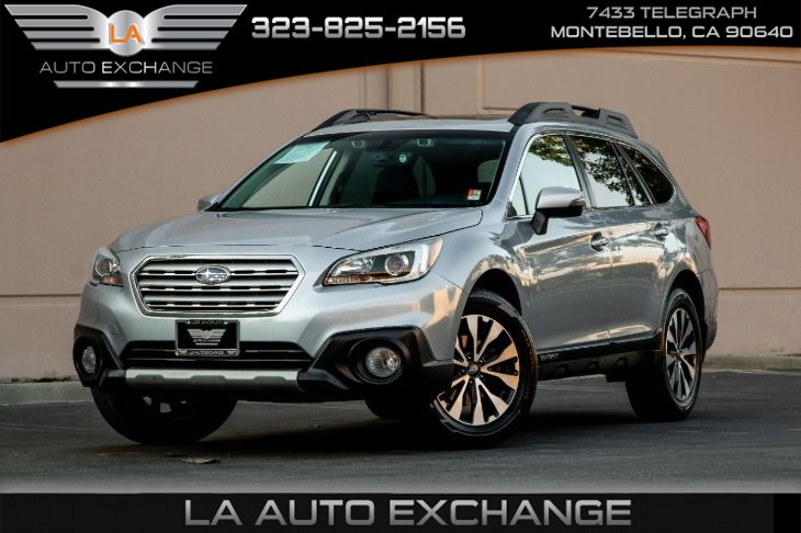 2017 Subaru Outback Limited (Navigation & Back-Up Camera)