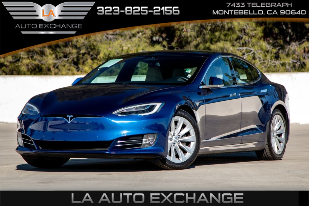 2016 Tesla Model S 75 (Panoramic Sunroof & Fast Charging)