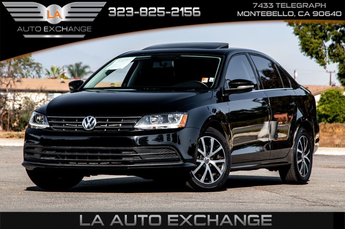 2018 Volkswagen Jetta 1.4T SE (Heated Front Seats & Bluetooth)