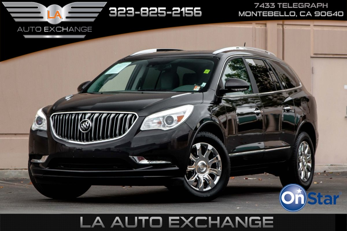 2017 Buick Enclave Premium (Back-Up Camera & Bluetooth)