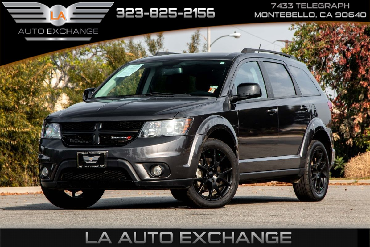 2018 Dodge Journey GT (Navigation & 3rd Row Seat)