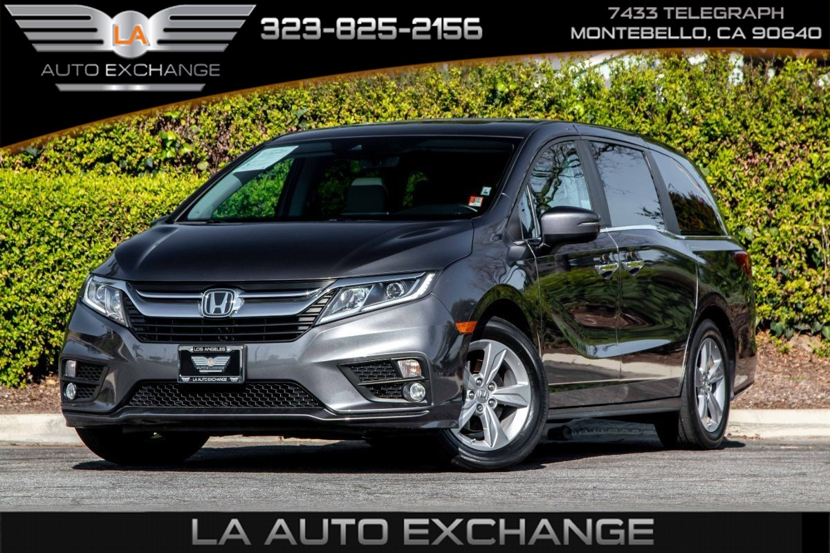 2018 Honda Odyssey EX-L (3rd Row Seat & Back-Up Camera)